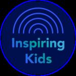 Inspiring Kids logo, gradient